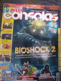 Maxi Consolas - Bioshock 2/ Darksiders/ Legend Of Zelda