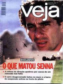 Veja Nº 1390 - O Que Matou Senna - Remendo Fatal - 1995