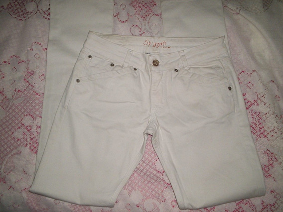Calça Jeans Spezzato Tamanho 36
