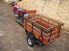 Carreta Reboque Para Motos Direto Da Fabrica (bravo)