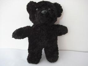 Urso De Pelúcia Altura Aprox. 14cm