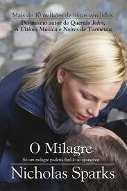 O Milagre - Nicholas Sparks