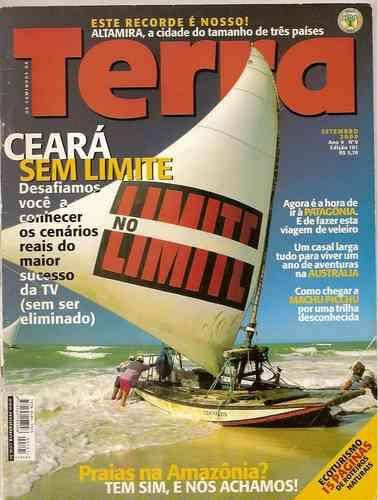 Terra - Ceará Sem Limite/ Praias Na Amazônia?patagônia/ Mach