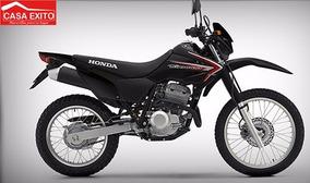Moto Honda Xr 250 Tornado Año 2017 Color Blanco