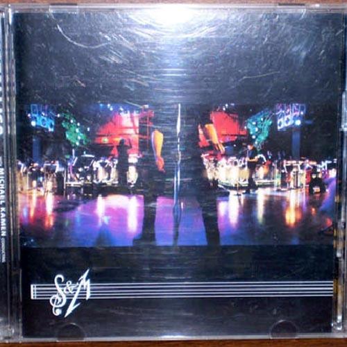 Metallica S&m Cd Duplo Livreto E Acrílico Grosso Raro Japão