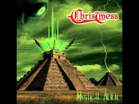 Cd Christmess - Mystical Alien / Cd Raro