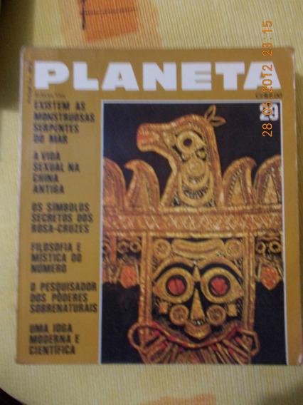 Planeta - Janeiro 1975 Existem As Monstruosas Serpentes Do