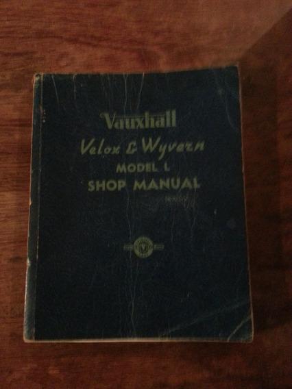Manual De Serviço Do Vauxhall Velox