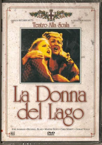 Dvd La Donna Del Lago - Novo***