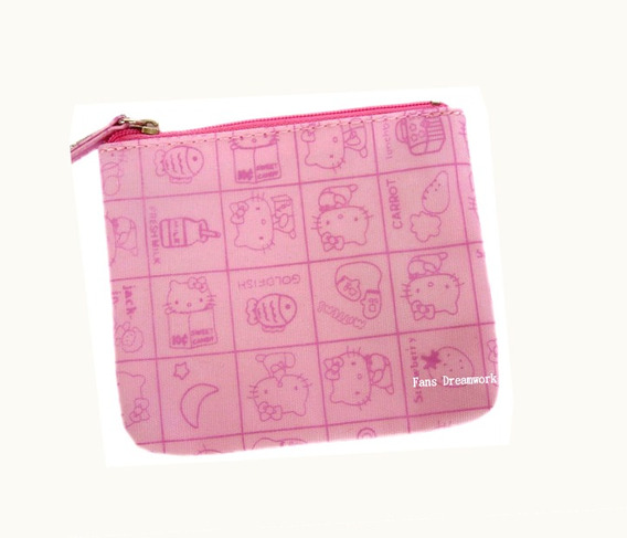 Porta Moeda Hello Kitty Pink Rosa - Sanrio (new)
