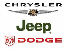 Servicio Taller Stratus Caravan Sebring Chrysler Jeep Dodge