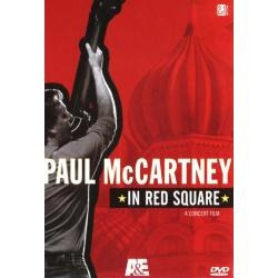 Dvd Paul Mccartney - In Red Square = The Beatles - Hey Jude