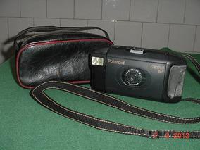 * Polaroid Captiva Slr - Auto Focus - Acompanha Case *