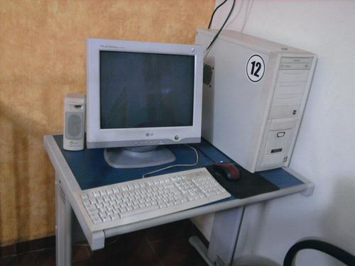 Sucata Lan House 11 Computadores Servidor Leia O Anuncio
