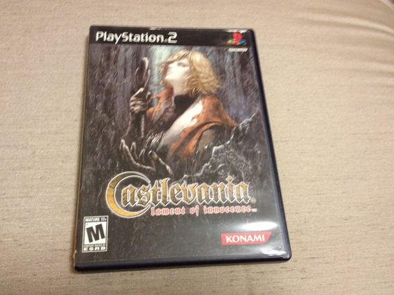 Castlevania Lament Of Innocence Playstation 2 P/colecao
