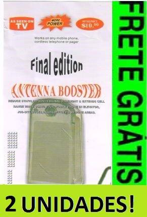 Super Antena Amplificadora Booster Final Edition + Potencia