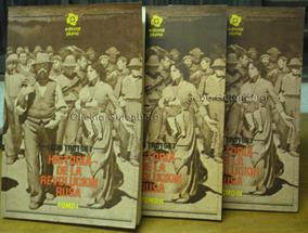 História De La Revolution Rusa 3 Edições