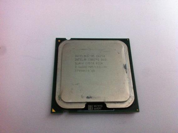 Processador Intel Core 2 Duo E6750 - 4mb; 2,66ghz