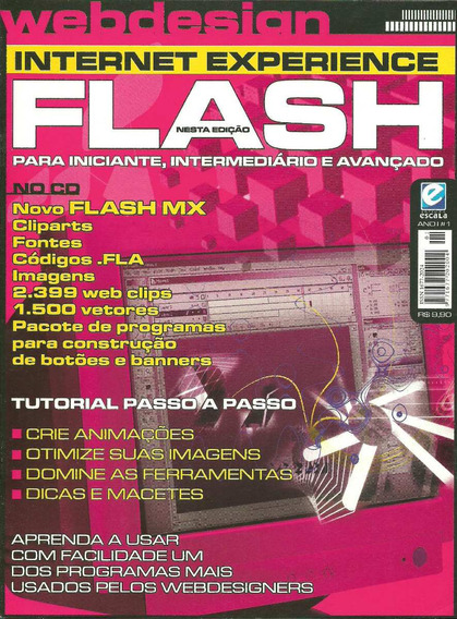 Webdesign Internet Experience Nº01 - Flash(informática)
