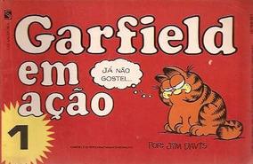 Gibi Hq Garfield Em Ação Volume 1 Jim Davis