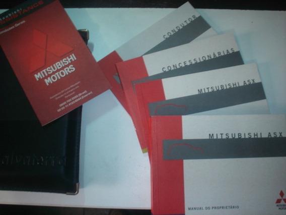 Manual Mitsubishi Asx 2010 2011 2012 Original 2.0 16v Suv