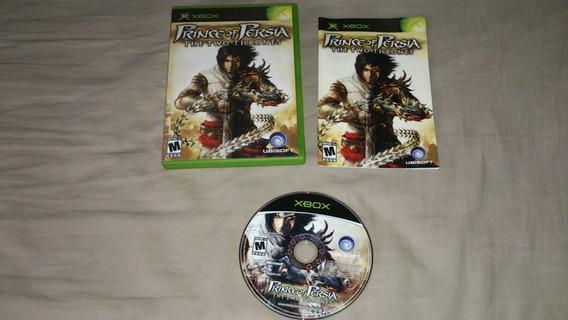 Prince Of Persia Two Thrones Americano Original Raro