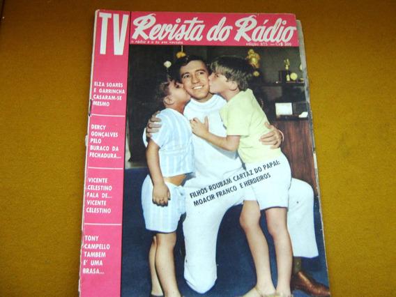 Radio 1966 Cleide Alves Tony Campello Vips Trio Melodia Nara