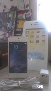 iPhone 5 Branco!