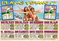 ¡¡¡ Playas Verano 2017 !!! Argentina Y Brasil
