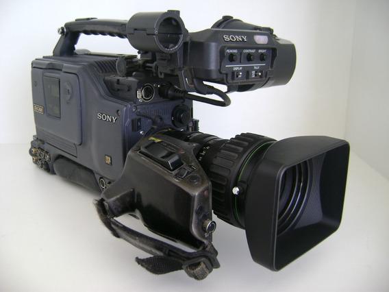 Sony Dsr 390 - Câmera Broadcast Profissional