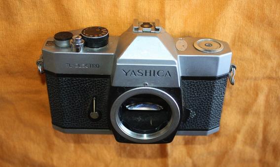 Yashica Tl Electro Slr (m42) 1972 Decoração Peças Ou Partes