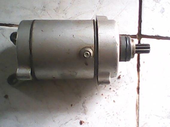 Motor De Arranque De Kasinski Seta 125 Sucata