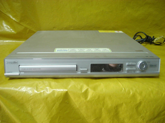 Home Philips-só Receiver C/ Dvd - Hts-3090/78 C/ P. Defeito.
