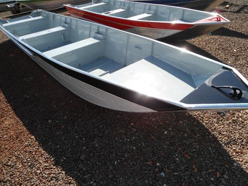 Barco Aluminio  Tucunare 420m 5300 5m  5790 O 6m E 6490
