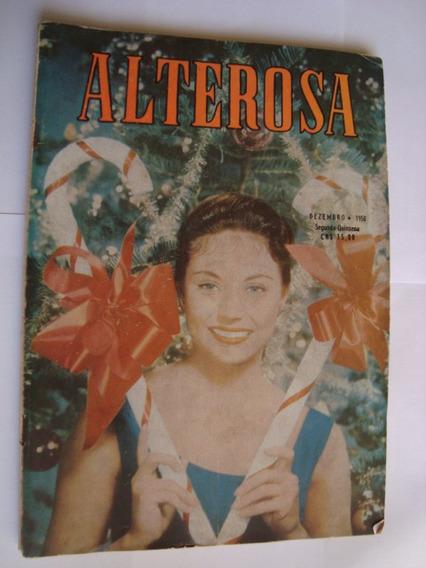 Revista Alterosa 178 Dezembro 1958 Publicada Minas Gerais
