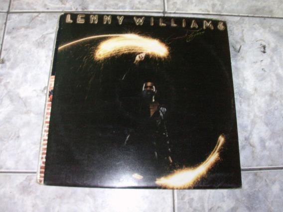 Lp Lenny Williams - Música, Filmes e Seriados no Mercado