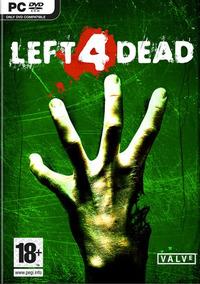 Game Pc Left 4 Dead - Dvdrom