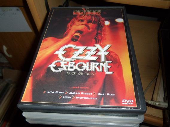 Dvd Ozzy Ozbourne Kiss - Ref I