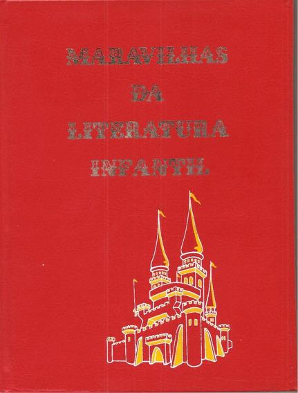 Coleção Maravilhas Da Literatura Infantil / 1968 4 Vol