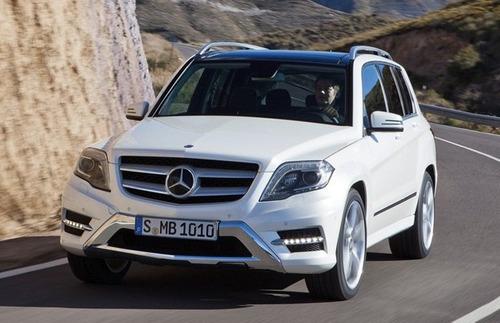 Mercedes Glk220 2014 Sucata Somente Peças Autopartsabc