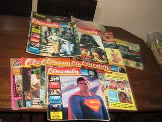Cinemin Lote Com 58 Edições Ano:1982 Editora Ebal