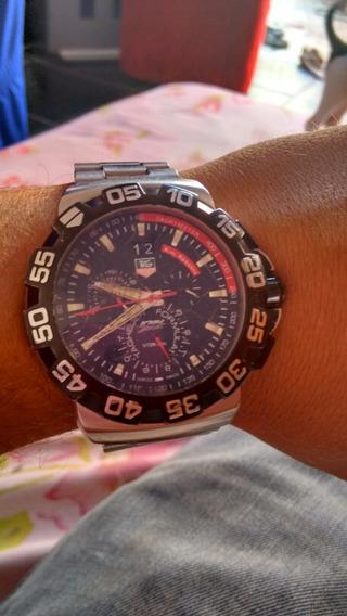 Relógio Taghauer F1