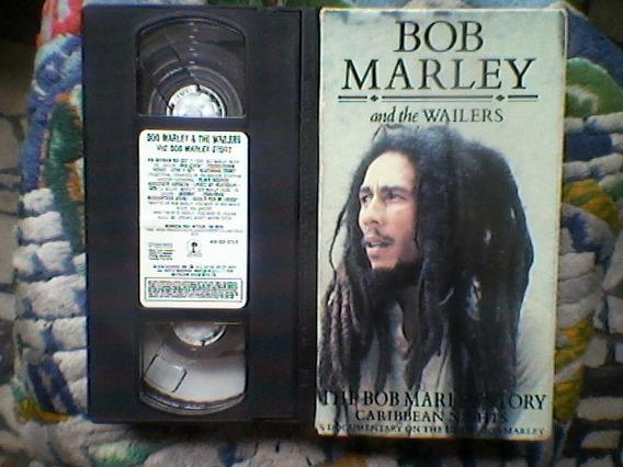 Vhs Bob Marley History - Caribean Nigth
