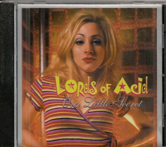 Lords Of Acid - Our Little Secret Importado