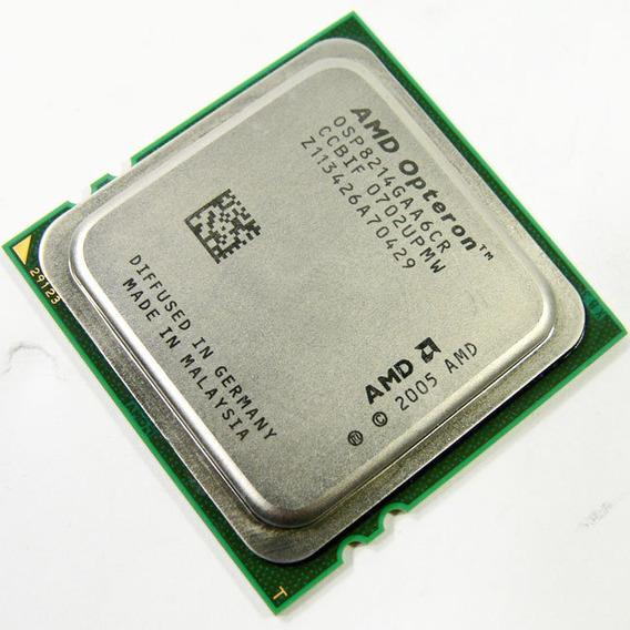 Amd Opteron 8214 Dual Core 2.2 2mb Socket F Kit 2 Peças