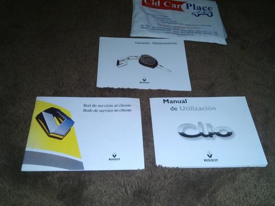 Manual Do Clio