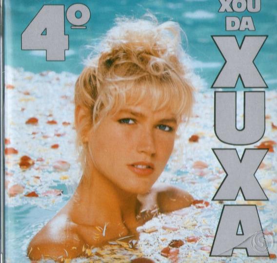 Cd Xuxa - Xou Da Xuxa 4 - Novo***