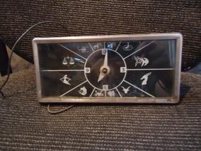 Relógio Elétrico Antigo Fogão Alfa De 1964