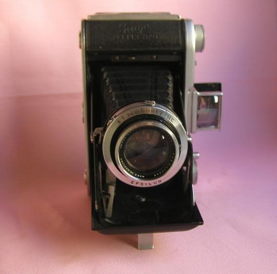 Camera Ensign Selfix 820 Inglesa 1950 6x9 E 6x6 Impecavel