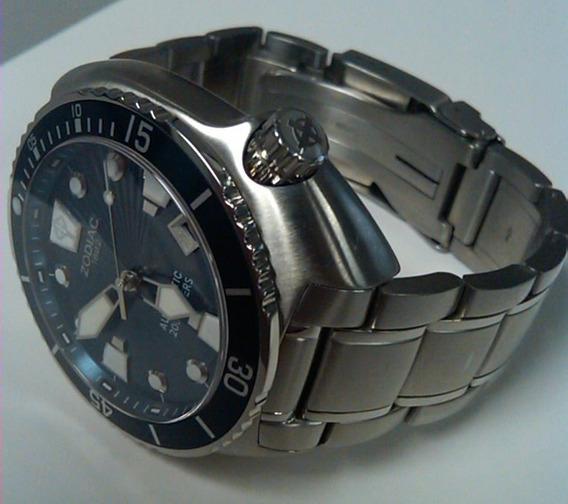 Relogio Zodiac - Oceanaire Diver - Automático - Swiss Made